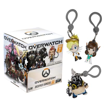 Overwatch přívěsky série 2 - Blindbox