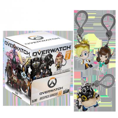 Overwatch přívěsky série 2 - Blindbox