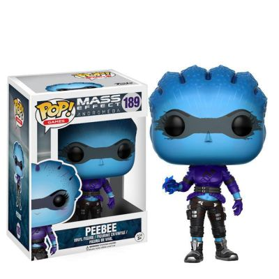 Peebee - Mass Effect