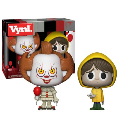 Pennywise a Georgie 2-pack Vynl