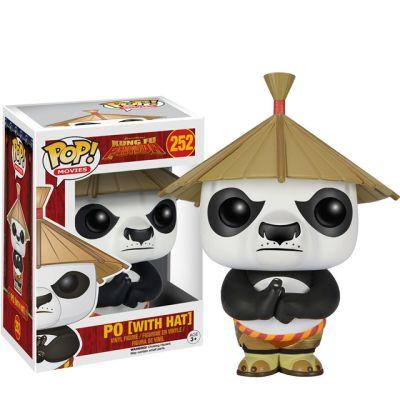 Po s kloboukem - Kung-Fu Panda