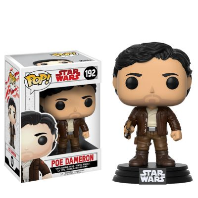 Poe Dameron - The Last Jedi