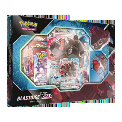 Pokémon Pokémon: Blastoise VMAX Battle Box
