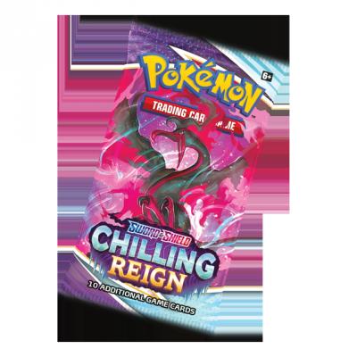 Pokémon Pokémon: Chilling Reign Booster