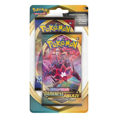 Pokémon: Darkness Ablaze 2x Booster Pack