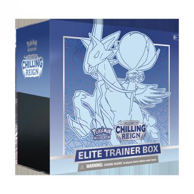Pokémon Pokémon: Ice Chilling Reign Elite Trainer Box