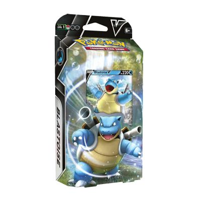 Pokémon: V Battle Deck - Blastoise V
