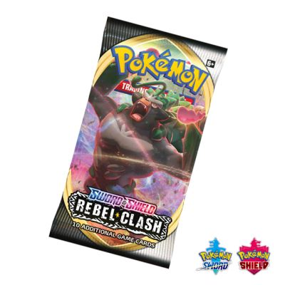 Pokémon: Rebel Clash Booster