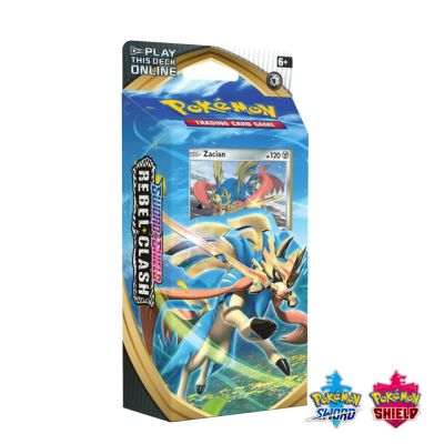 Pokémon: Rebel Clash Theme Deck - Zacian