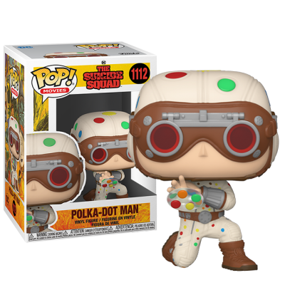 Funko POP Polka-Dot Man