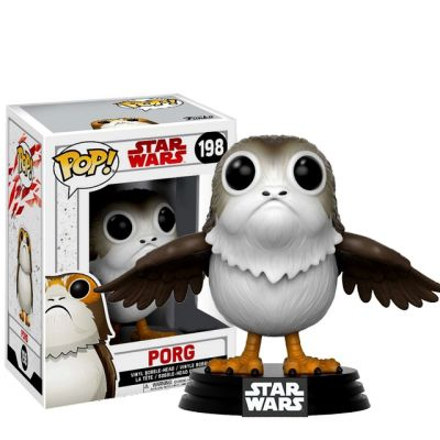 Porg s křídly - The Last Jedi