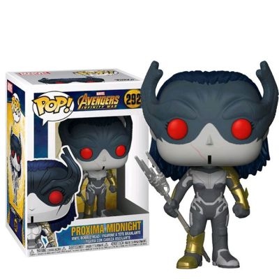 Proxima Midnight - Infinity War