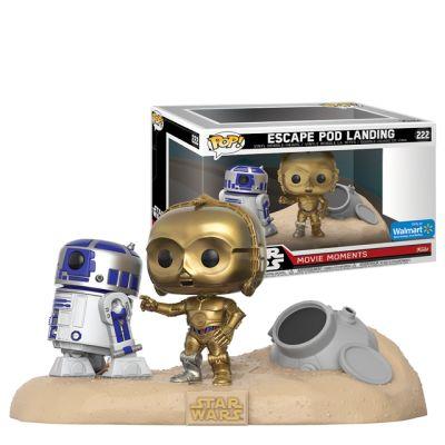 R2-D2 a C-3PO - Moments