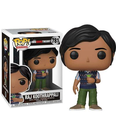 Raj - Big Bang Theory