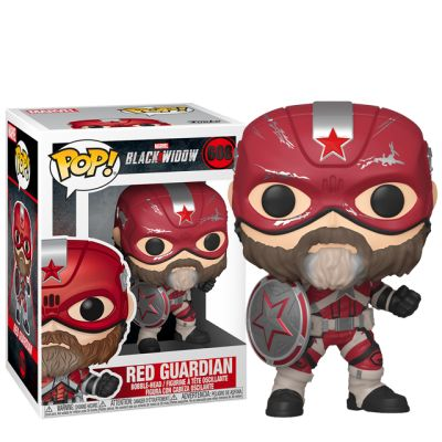 Red Guardian - Black Widow