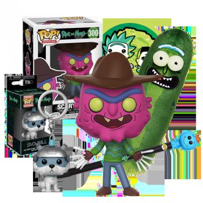 Rick a Morty #2 Balíček
