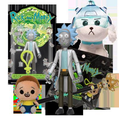 Rick a Morty #3 Balíček