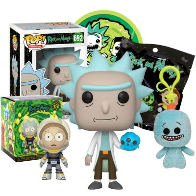 Rick and Morty Pack
