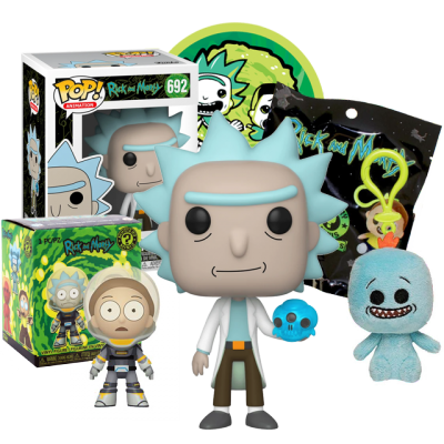 Rick a Morty Balíček
