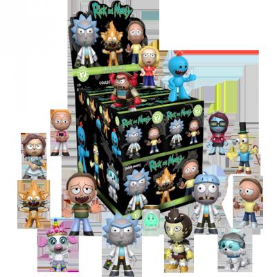 Mystery Minis Rick a Morty - Blindbox