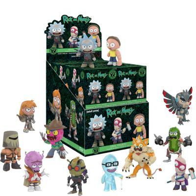 Rick a Morty série 2 - Blindbox