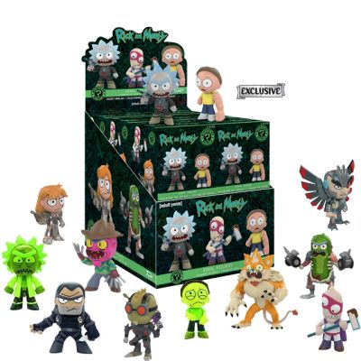 Rick and Morty series 2 Exclusive - Blindbox