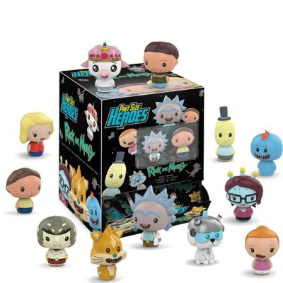 Rick & Morty - PINT SIZE Blindbox