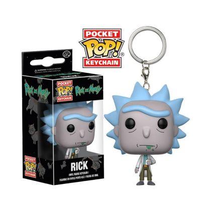 Rick - přívěsek na klíče