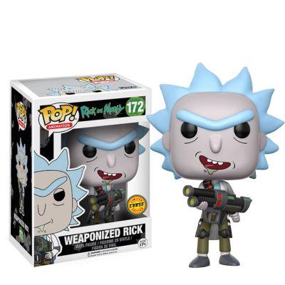 Rick se zbraní CHASE