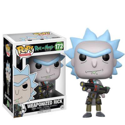 Rick se zbraní