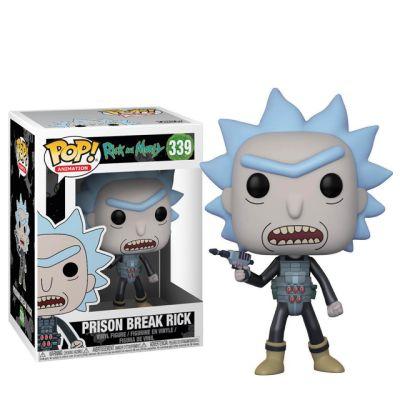 Rick vězeň