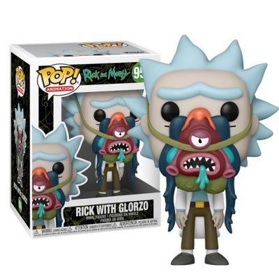 Rick w/ Glorzo