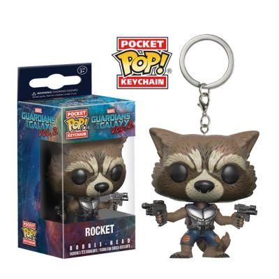 Rocket - přívěsek na klíče