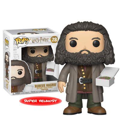 Rubeus Hagrid s dortem