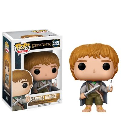 Samwise with Light - The Lord of the Rings