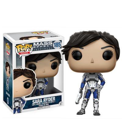 Sara Ryder - Mass Effect