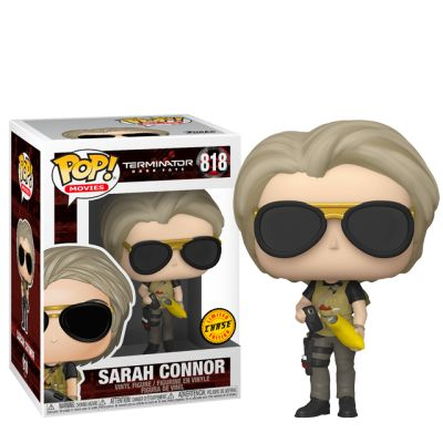 Sarah Connor - Terminator CHASE