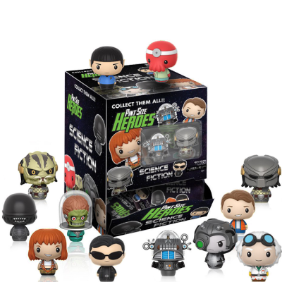Pint Size Heroes Science Fiction - PINT SIZE Blindbox