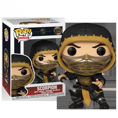 Funko POP Scorpion - Mortal Kombat