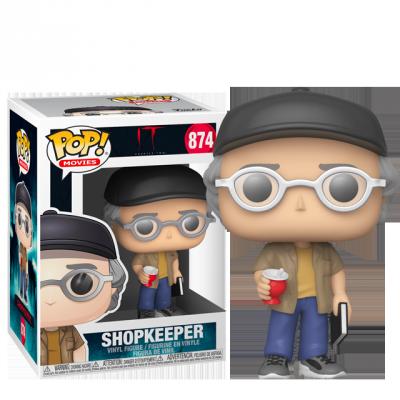 Funko POP Shop Keeper - IT 2