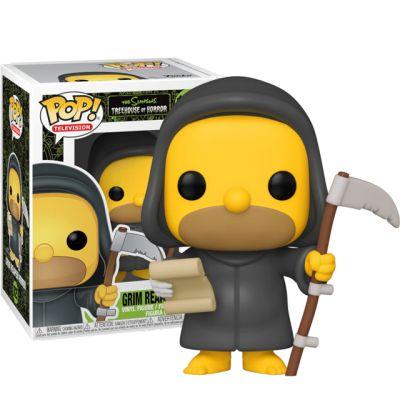 Grim Reaper Homer