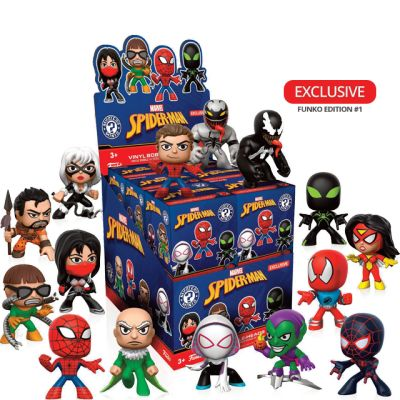 Spider-Man - Blindbox EXCLUSIVE