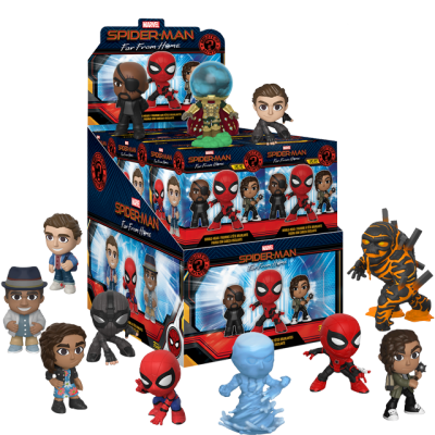 Mystery Minis Spider-Man: Far From Home - Blindbox