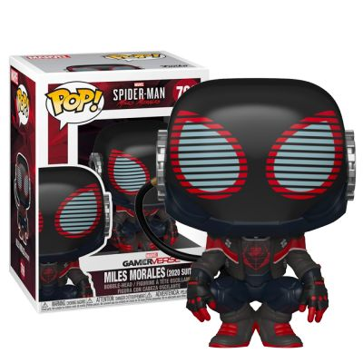Spider-Man Miles Morales - 2020 Suit