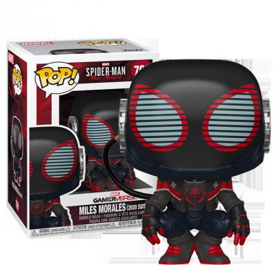 Funko POP Spider-Man Miles Morales - 2020 Suit