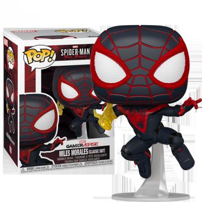 Funko POP Spider-Man Miles Morales - Classic Suit