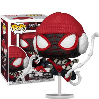Spider-Man Miles Morales - Winter Suit