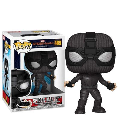 Spider-Man Stealth Suit - Far From Home