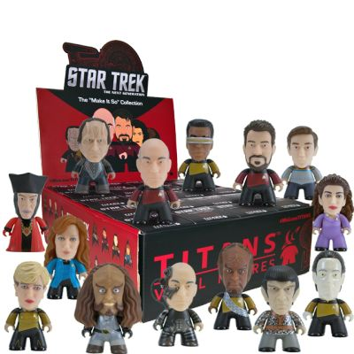 Star Trek The Next Generation - Blindbox