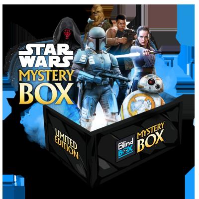 Star Wars #10 Mystery Box